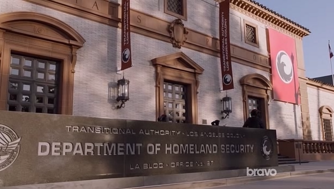 Homeland Security HQ