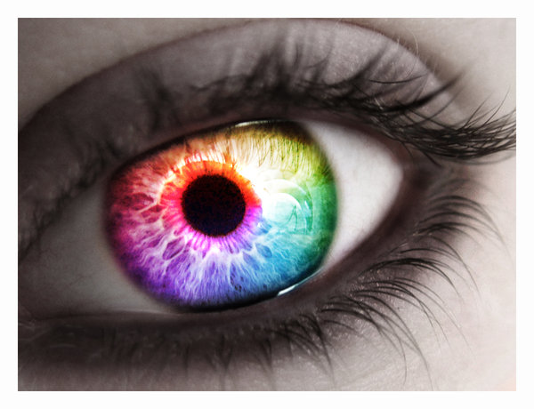 Image Rainbow Eye By Megan Yrrbby Jpg Color Blind Wiki