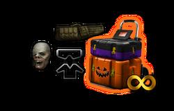 Halloween Ghost Package