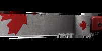 Maple Leaf Knife
