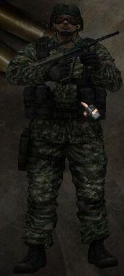 A127 Combat Goggles
