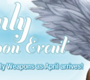 Heavenly Weapon Event