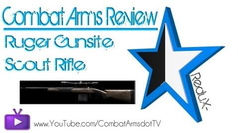 Combat Arms Ruger Gunsite Scout Rifle Review