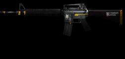 New CA M16A3
