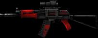 AK-74U Champion High Resolution