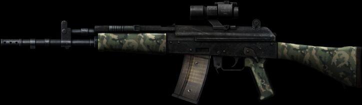 INSAS Rifle High Resolution