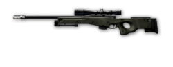 L96A1 Super-Magnum High Resolution