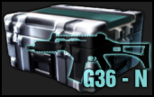 Supply Case G36-N Icon