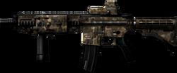 M416 CQB CAMO High Resolution