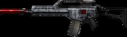 Loaded (ACE) G36E Valkyrie RH