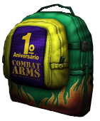 1st Anniversary Backpack BR
