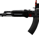 Loaded AK-74M