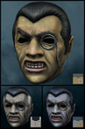 Vampire Mask Overview