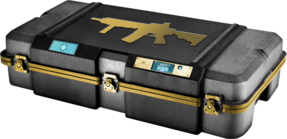 Supply Crate MYST-Epic High Resolution