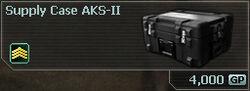 Supply Case AKS-II