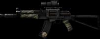 AK-74U Elite High Resolution