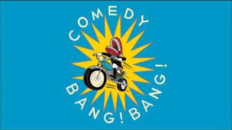 Comedy Bang Bang - Andrew Lloyd Webber Raps