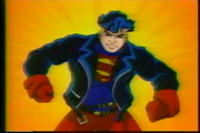 1996 kenner superman action figures superboy
