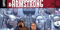 VALIANT COMICS: Archer & Armstrong