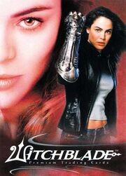 Witchblade tv 2