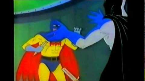 Golden Batman - P
