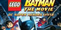 DC COMICS: Batman Family (Lego Batman the movie: DC Super Heroes Unite)