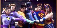 DC COMICS: Justice League (That 70's Show)