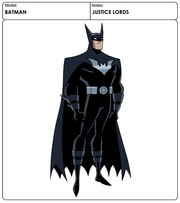 JUSTICE LORDS BATMAN