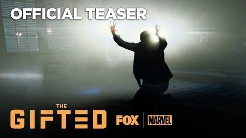 The Gifted Official Teaser THE GIFTED