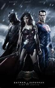 DAWN OF JUSTICE POSTER