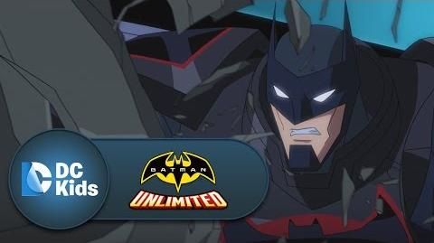 DC COMICS: Batman Unlimited (s1 ep02 Batman Takes On Solomon Grundy)