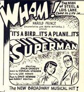 Its a bird its a plane its Superman Musical Play (2)