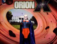 Face-off orion x
