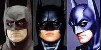DC COMICS: Batman Family (90's Batman Franchise)
