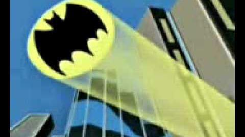 Cartoon network batman y materia gris