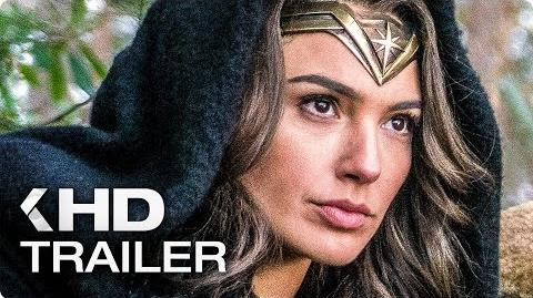 WONDER WOMAN ALL Trailer & Clips (2017)-0