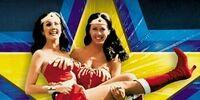 DC COMICS: Wonder Woman '77 (Double Dare 2005 movie)