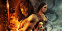 MARVEL COMICS: World of Conan (2011 Conan the Barbarian)