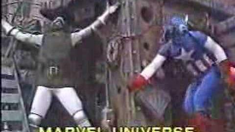 1987 Marvel Comics Parade Float