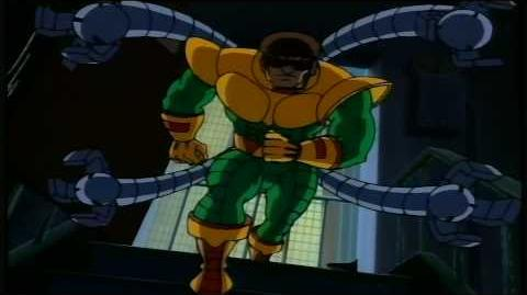 MARVEL COMICS: Marvel Action Universe (Spider-Man TAS)