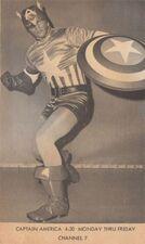 Channel 7 Captain America live action
