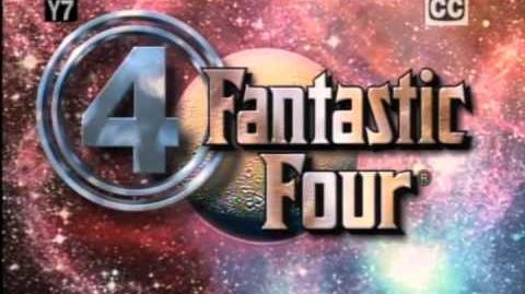 MARVEL COMICS: Marvel Action Universe (Fantastic Four)