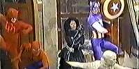 MARVEL COMICS: THANKSGIVING DAY PARADE 1989