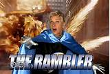 Ellen as the rambler