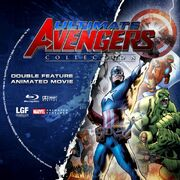 Ultimate avengers collection dc animated collection