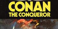 MARVEL COMICS: World of Conan (Conan the Conqueror)