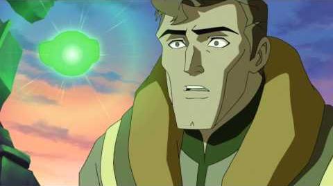 Green Lantern First Flight (Trailer)