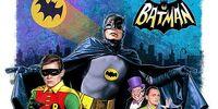 DC COMICS: Batman Family (Batman '66) America Reunion