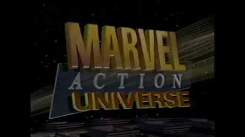 MARVEL COMICS: 1980'S Marvel Action Universe