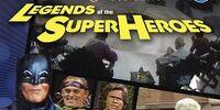 DC COMICS: Legends of the Superheroes (1979)